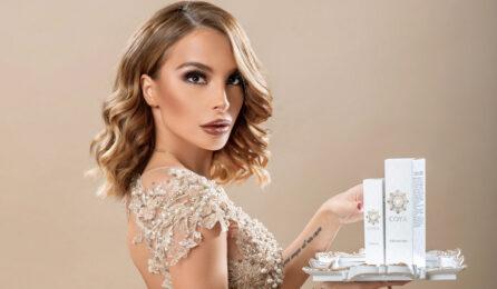 Стоян Радичев представи част от новите си модели във фотосесия на COYA Cosmetics