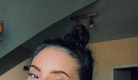 Златното момиче Катрин Тасева с тайна за дълга коса